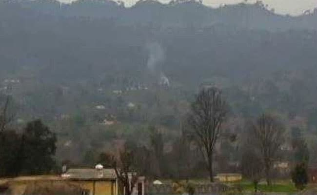 Pakistan Violates Ceasefire At LoC In Jammu And Kashmir's Mendhar
