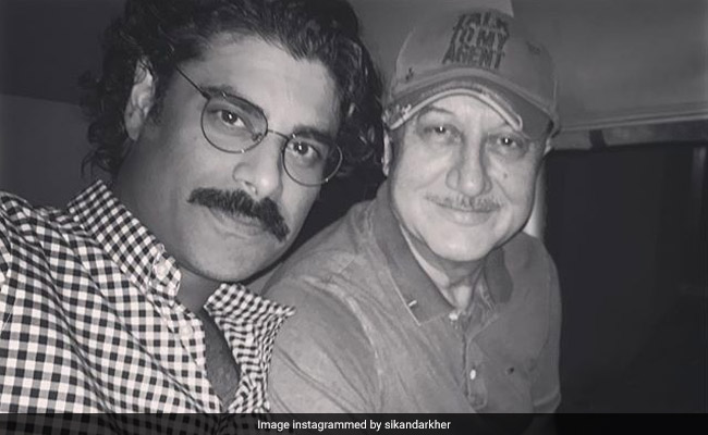Sikandar Kher Reveals Why He Can't Ask Anupam Kher To 'Recommend His Name' For Films