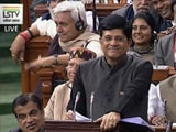 Government's Interim Budget 2019: Here Are The Winners And Losers