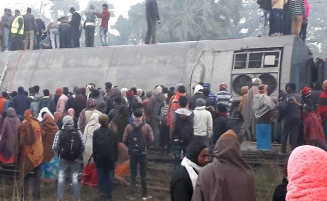 Seemanchal Express Train Accident : सीमांचल रेल हादसे में मुआवजे का एलान, 7 की मौत 24 घायल