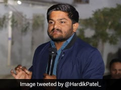 'Want To Contest From Jamnagar, Party Will Take Decision': Hardik Patel
