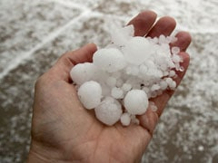 Hailstorm, Thundershower Likely In Delhi Today: Weather Department