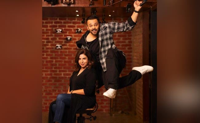 Farah Khan And Rohit Shetty, The New Team On The Bollywood Block