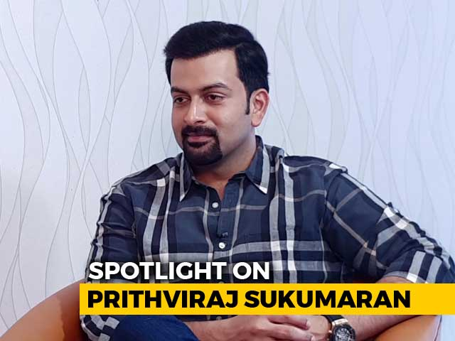 Spotlight On Malayalam Superstar Prithviraj Sukumaran