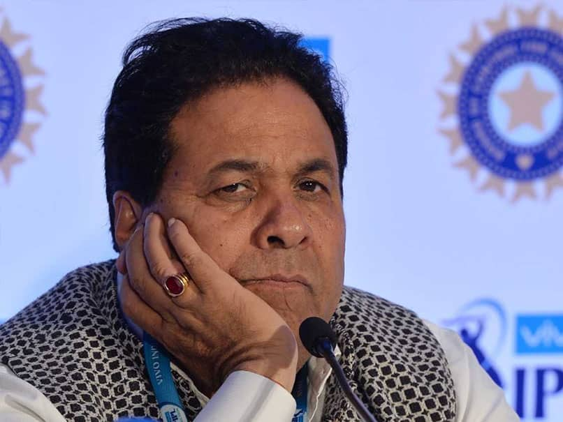 Focus As BCCI Vice President Will Always Be To Improve Indian Cricket: Rajiv Shukla