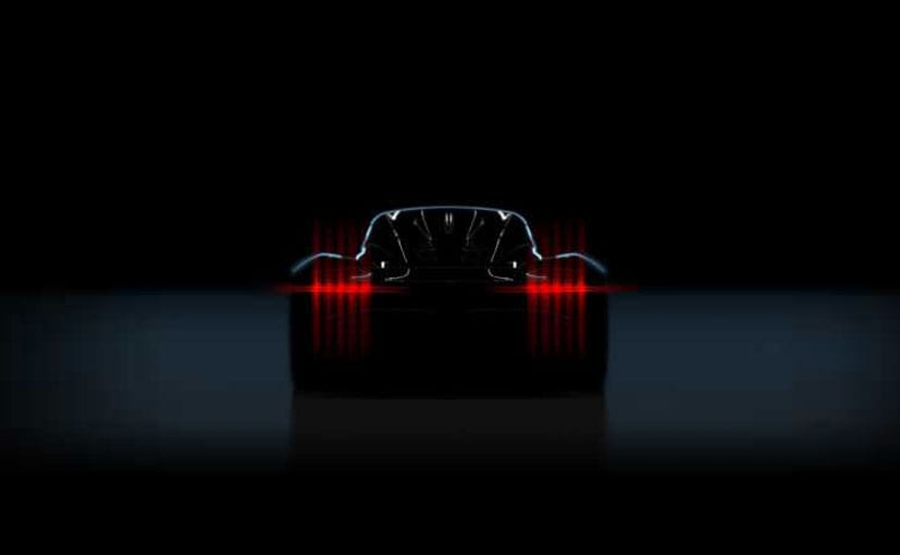 Aston Martin Teases The Project 003