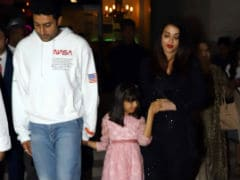 Inside Abhishek Bachchan's Family-Only Birthday With Wife Aishwarya, Daughter Aaradhya And Other Bachchans