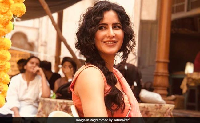 Katrina Kaif, 'Why So Beautiful?': The Internet Is Smitten By Her Pic From Bharat Set