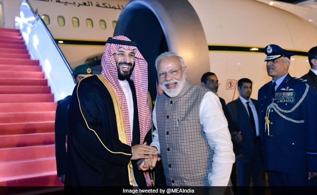LIVE Updates: Saudi Crown Prince, PM Modi Hold Bilateral Talks Today