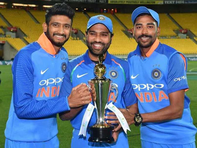 """We Showed A Lot Of Character"": Rohit Sharma On India"
