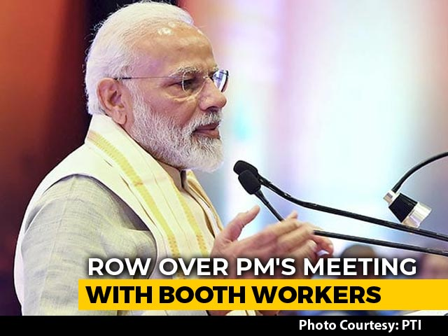 Video : PM's Mega Video-Con With BJP Workers Today Amid Opposition Criticism