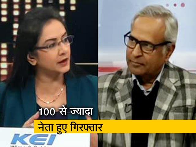 Videos : इंडिया 9 बजे: सरकार ने अलगाववादियों पर की सख्ती