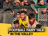Video: Football Bringing Pleasant Change In Troubled Kashmir