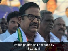 """""""Ball Is In DMK's Court"""": Tamil Nadu Congress Chief On Seat-Sharing"""