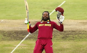 Chris Gayle Sets New Record In International Cricket