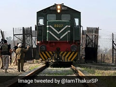 India Asks Pakistan To Return Its Rake Used In Samjhauta Express