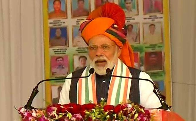 Highlights: Hours After Strikes Across LoC, PM Modi Addresses Ex-Servicemen