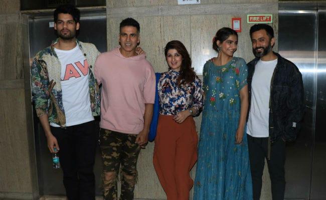 Ek Ladki Ko Dekha Toh (K)aisa Laga... Janhvi, Akshay Kumar, Twinkle Khanna Can Tell You