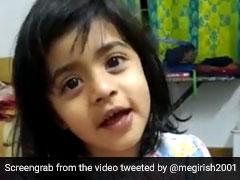 VIDEO: शहीद की बेटी ने कही दिल को छू लेने वाली बात, सुनकर आपको भी होगा गर्व, बोली- आर्मी वो है जो...