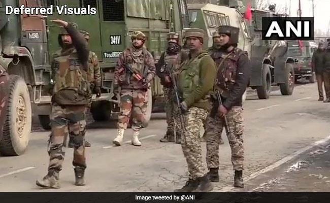 जैश कमांडर और खूंखार पाक आतंकी कामरान गाजी को पुलवामा हमले के पांच दिन बाद सेना ने मार गिराया