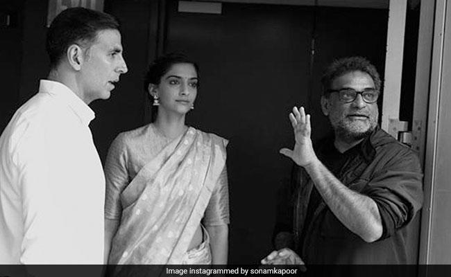 How Akshay Kumar, Sonam Kapoor And Twinkle Khanna Marked 1 Year Of PadMan