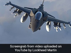 F-21 Jets Won't Be Sold To Others If India Decides To Buy It: Lockheed