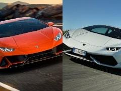 2020 Lamborghini Huracan Evo Vs 2014 Huracan: What Are The Changes