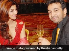 Shilpa Shetty's Propose Day Story: <I>An Evening In Paris</i>, With Raj Kundra