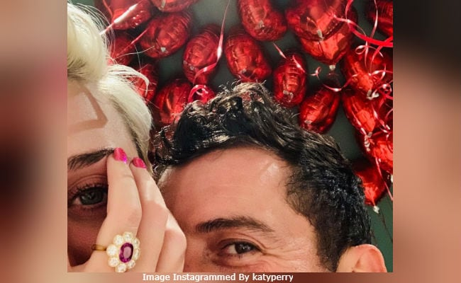 Katy Perry And Orlando Bloom Get Engaged