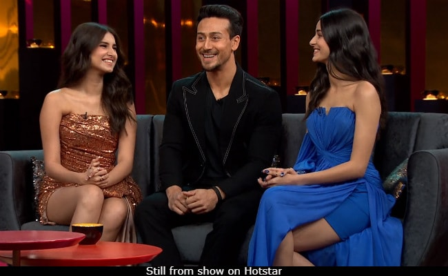 Koffee With Karan 6: Is Tara Sutaria Dating Sidharth Malhotra? Tiger Shroff Dropped A Major Hint