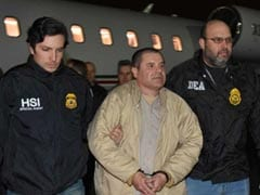 Mexican Drug Kingpin El Chapo Drugged, Raped 13-Year-Olds: Prosecutor