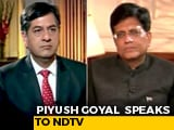 Video : 6,000 To Farmers Just A Mark Of Respect: Piyush Goyal To NDTV On Budget