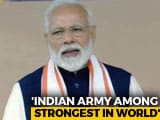 "Video : ""Decades-Long Wait Over"": PM Modi At National War Memorial Inauguration"