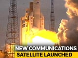 Video : India's 40th Communication Satellite, GSAT-31, Launched