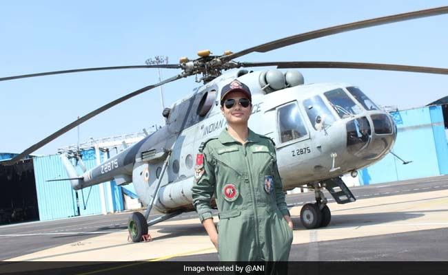 'Dream Come True': Hina Jaiswal Is IAF's First Woman Flight Engineer