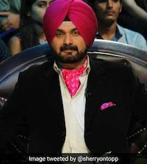 Navjot Sidhu Dropped From 'The Kapil Sharma Show' Day After Pulwama Remark