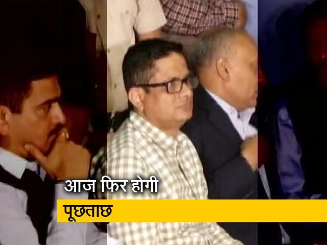 Video : कोलकाता के पुलिस कमिश्वर पहुंचे शिलांग, आज फिर होगी पूछताछ