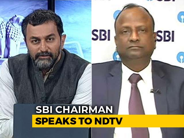 Video : Good For The Banks If Economy Grows: SBI Chairperson