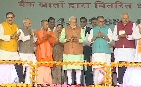 PM Modi Rolls Out Rs 75,000 Crore Farmer Scheme From Gorakhpur: 10 Points