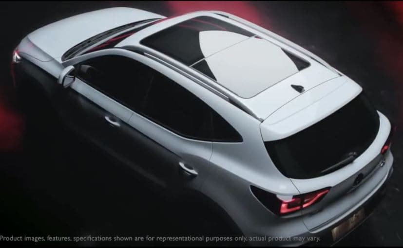 More Details About Mg Hector Revealed In New Teaser Video Ndtv