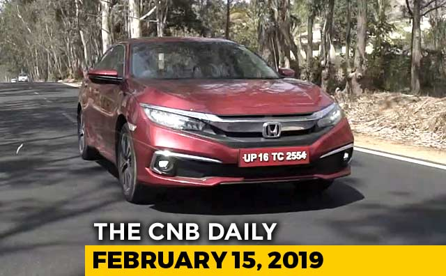Honda Civic Launch, Triumph Warranty, Tata Tiago Sales