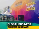 Video : Bengal Global Summit: Mamata Welcomes Leaders, Says Bengal Means Business