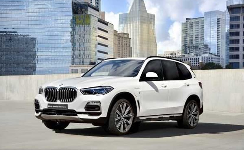 2019 BMW X5 India Launch Live Updates: Prices, Specifications, Features, Images