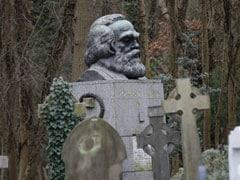 Karl Marx's Tomb Vandalised In London