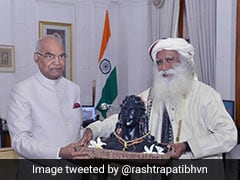 President Kovind To Attend Maha Shivaratri Celebrations With Sadhguru
