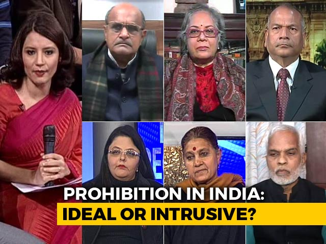 Video : We The People: Does India Need An Alcohol Ban?