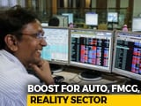 Video : Sensex, Nifty End In The Green After Budget Announcements