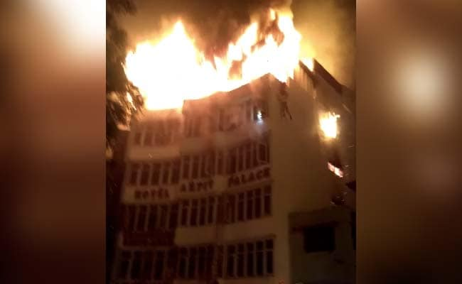Delhi Fire Service Begins Inspection At Over 300 Hotels Across Karol Bagh