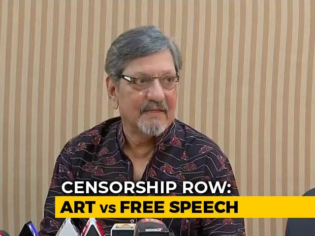 Video : Amol Palekar Calls Out Censorship At Mumbai Event, Opposition Joins In