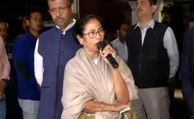 Mamata Banerjee Announces 'Dharna' After Kolkata Police-CBI Showdown